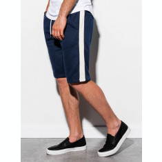 Pantaloni scurti barbati W241 - bleumarin