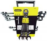 Trusa 6 chei combinate Stanley 10-19mm