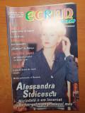 ecran magazin 19-25 februarie 2001-alessandra stoicescu,formatia body&soul