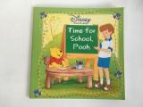 Carte engleza Tome for School, Pooh, Disney Winnie the Pooh, Parragon,