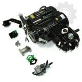 Motor complet Atv 125cc transmisie lant( include carburator, galerie admisie, bobina inductie, cdi)