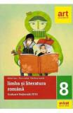 Limba romana - Clasa 8 - Evaluare Nationala 2018 - Mihail Stan, Florin Ionita, Marilena Lascar