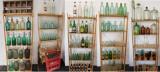 Sticle vechi de lapte, sticla de iaurt Sana,Suc,Sampanie,Borcane,etc