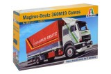 1:24 MAGIRUS DEUTZ 360M19 CANVAS TRUCK 1:24