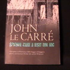 SPIONUL CARE A IESIT DIN JOC-JOHN LE CARRE-TRAD. CRISTIANA TACHE-250 PG-