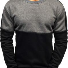 Bluză bărbați negru-grafit Bolf TX08