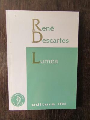 LUMEA -RENE DESCARTES , 2003 foto