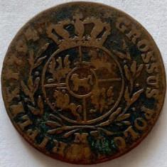 POLONIA 3 GROSZE/GROSI 1794 ,STANISLAW AUGUST PONIATOWSKI,,KM#182,,F. RARA