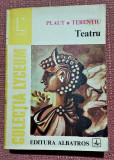 Teatru. Editura Albatros, 1978 - Plaut, Terentiu