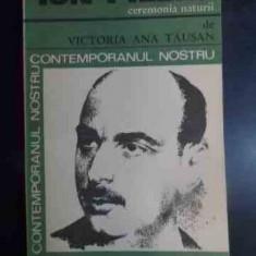 Ion Pillat Ceremonia Naturii - Victoria Ana Tausescu ,542319