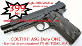 Pistol COLT1911 ASG STI Duty ONE Blow-Back CO2 airsoft Metal slide