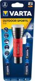 Lanterna LED Varta Outdoor Sports F10 + 3 baterii AAA Longlife Power
