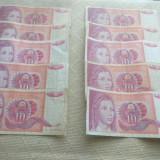 Iugoslavia 10 Dinari 1990