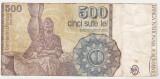 Bnk bn 500 lei 1991 ianuarie