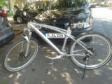 bicicleta mercedes benz  f putin folosita