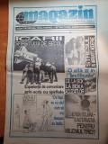 """Ziarul magazin 2 mai 1992-art.""""se cheltuieste cat trebuie pt sanatatea terrei?"""""""