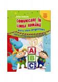 Comunicare în limba română pentru clasa pregătitoare. Caiet de activități