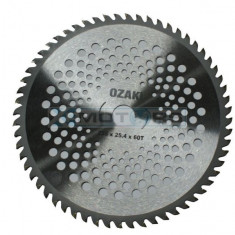 Disc motocoasa 255 x 25.4 x 60T Ozaki