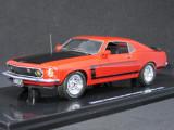 Macheta Ford Mustang BOSS 302 1969 Highway 61 1:43