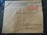 Plic circulat Berlin, Germania reich, 192, stare buna