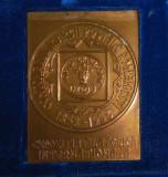 SV * Romania RPR  Centenarul Mărcii Poștale Românești  1858 - 1958