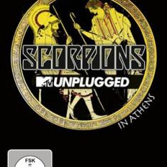 Scorpions MTV Unplugged (dvd)