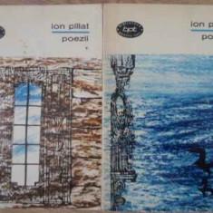 POEZII VOL.1-2 - ION PILLAT