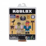 Set 2 figurine articulate Roblox Celebrity, Egg Hunt: The Great Yolktales (ROG0119)