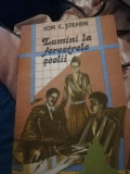 LUMINI LA FERESTRELE SCOLII DE ION C. STEFAN