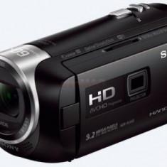 Camera video Sony Handycam HDR-PJ410B cu proiector incorporat, Full HD (Neagra)