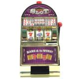 Pusculita Slot Machine cu lumina si sunet incorporat, Generic