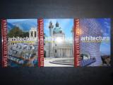 RAFTUL DE CULTURA GENERALA. ARHITECTURA 3 volume