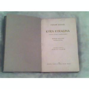 Kyra Kyralina-Panait Istrati