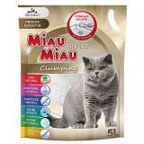 Cumpara ieftin Nisip silicat Miau Miau Clumping, 5L