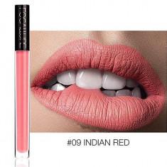 Ruj lichid mat Focallure Indian Red #09