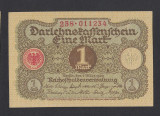 A1033 Germany Germania 1 mark 1920 UNC