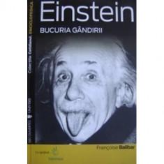 BUCURIA GANDIRII - EINSTEIN