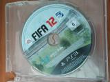 Fifa 12, Ps3, original, fără copertă, alte sute de titluri, Sporturi, 3+, Multiplayer, Ea Sports