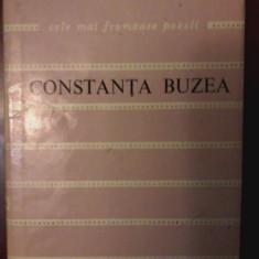 Constanta Buzea - Poeme