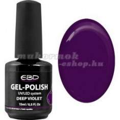 Gel UV - DEEP VIOLET 242, 15ml