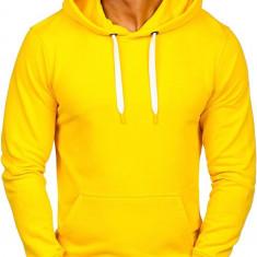 Hanorac bărbați galben Bolf 1004