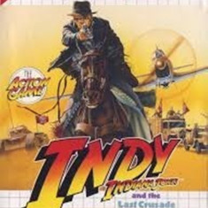 Joc SEGA Master System Indy Indiana Jones & The Last Crusade