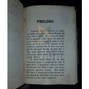 ION HELIADE RADULESCU - BIBLIOTHECA PORTATIVA - LITTERATURA CRITICA - GRAMATICA -ORTOGRAFIE , 1860