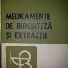 "Honorius Popescu - Medicamente de biosinteza si extractie ""2930"""