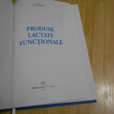 G. M. COSTIN--PRODUSE LACTATE FUNCTIONALE - 2007