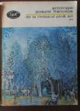 I. Caraion - Antologia poeziei franceze de la Rimbaud pînă azi ( vol. II )