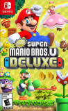 New Super Mario Bros U DeLuxe NSW