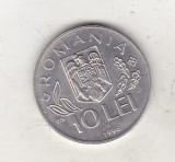 Bnk mnd Romania 10 lei 1996 WFS Roma unc