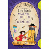 Cumpara ieftin Aripi & Co. 4: Misterul Cutiilor De Chibrituri, Sally Gardner