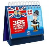 Calendar - 365 de cuvinte englezesti ilustrate (9-11 ani) |